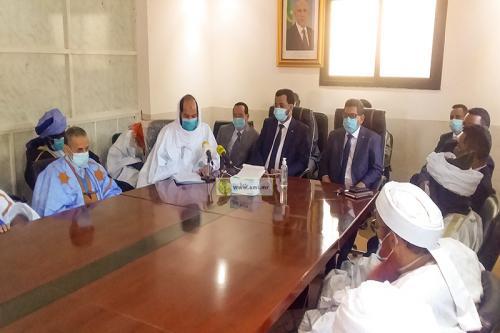 موريتانيا: هيئة العلماء تبحث مع الوزير بشأن صلاة الجمعة والجماعة في ظل كورونا