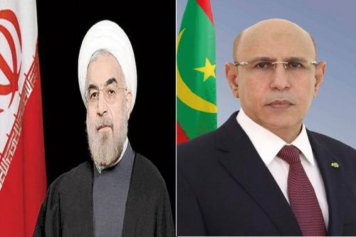 موريتانيا تهنئ إيران بمناسبة عيدها الوطني