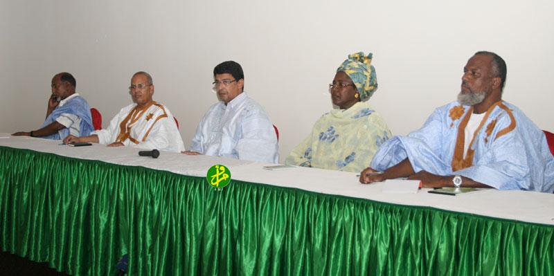 اجتماع طارئ للمجلس الوطني للاحاد من اجل الجمهورية